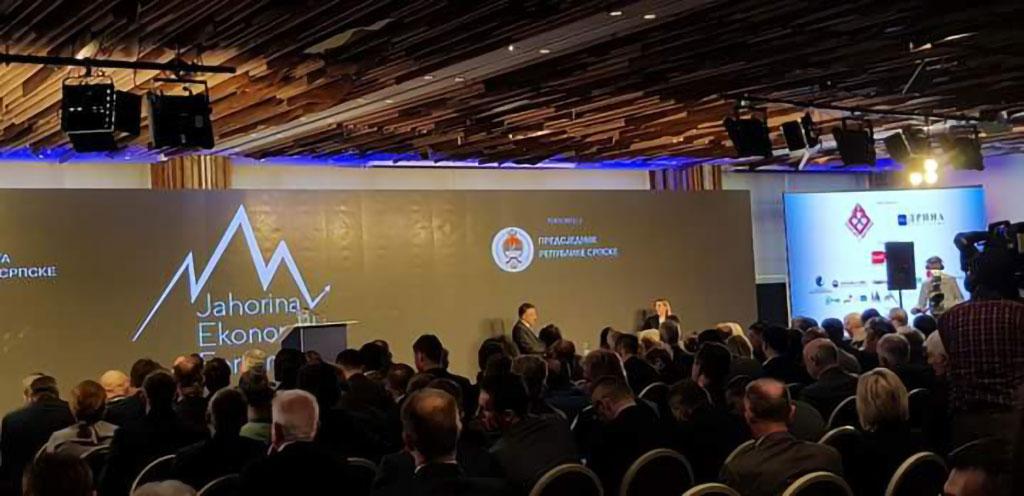 Jahorina economical forum 2018