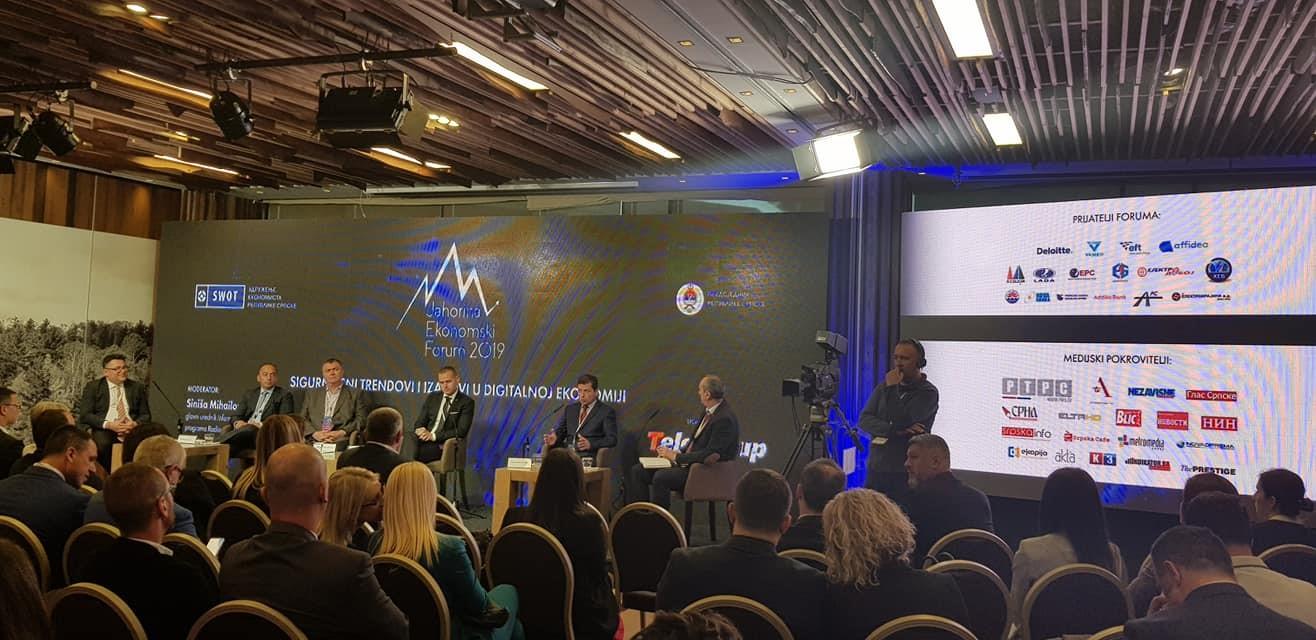 Održan Jahorina ekonomski forum 2019