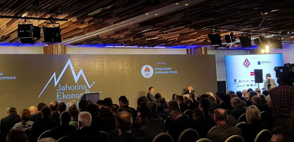 Jahorina economical forum 2018