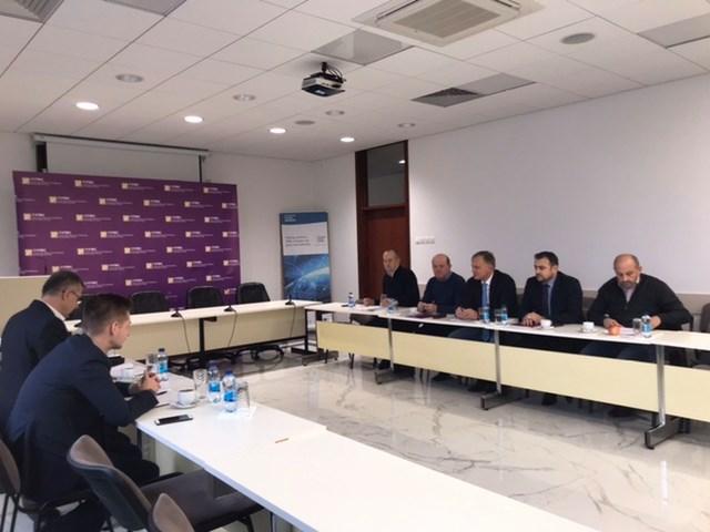 Sastanak Unije udruženja poslodavaca RS i Grada Banja Luka