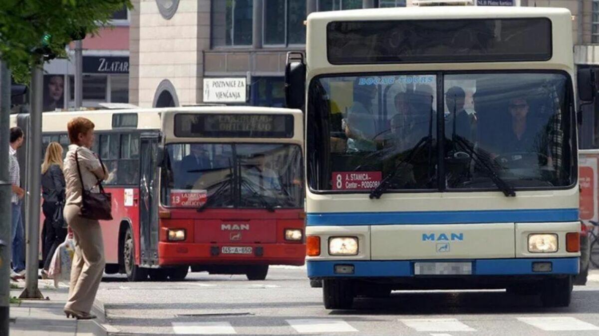 Uputstvo za postepeno ublažavanje mjera – Javni i međugradski prevoz sa popunjenošću do 50% od punog kapaciteta vozila