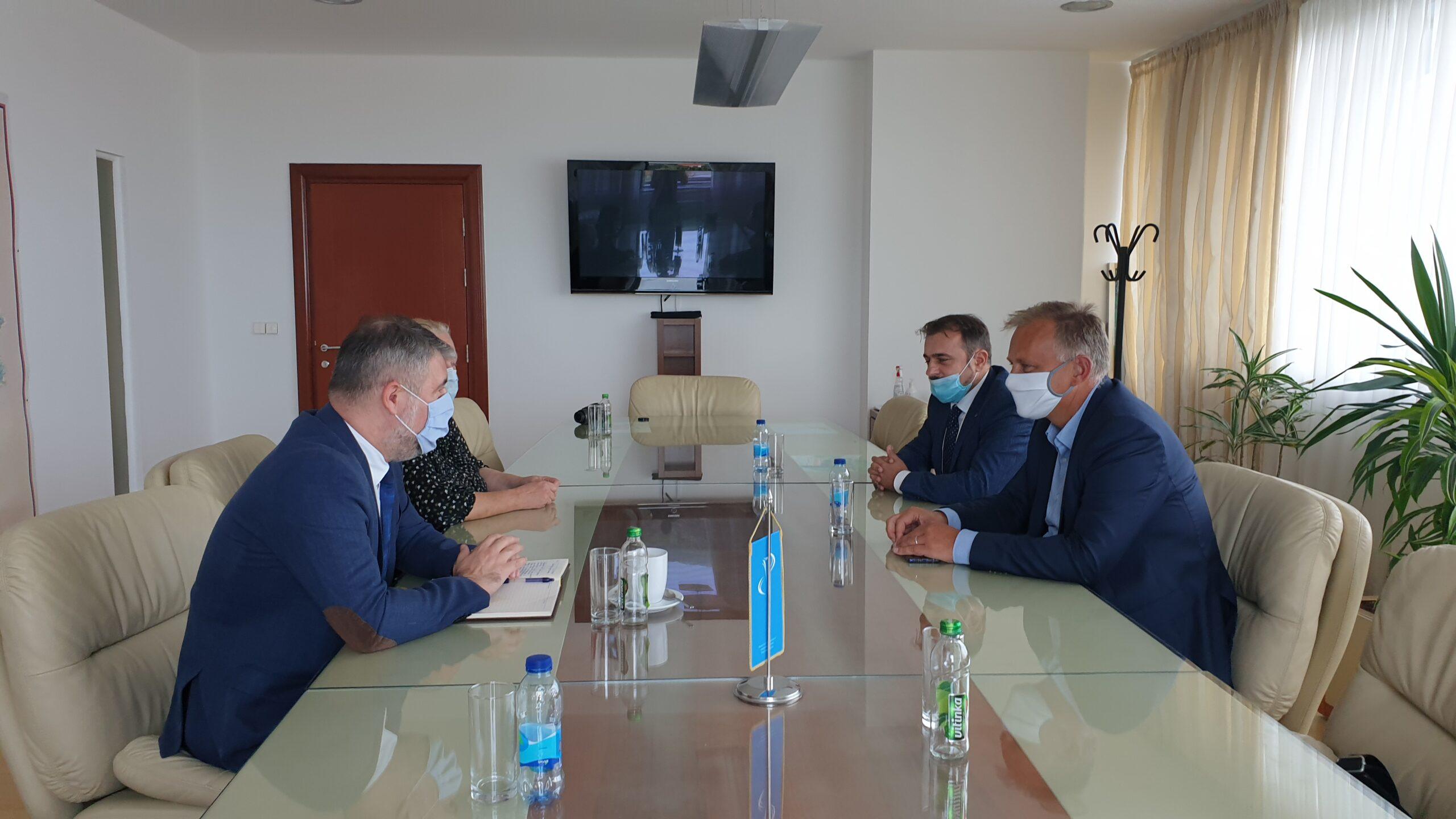 Održan sastanak sa predstavnicima Ministarstva zdravlja i socijalne zaštite