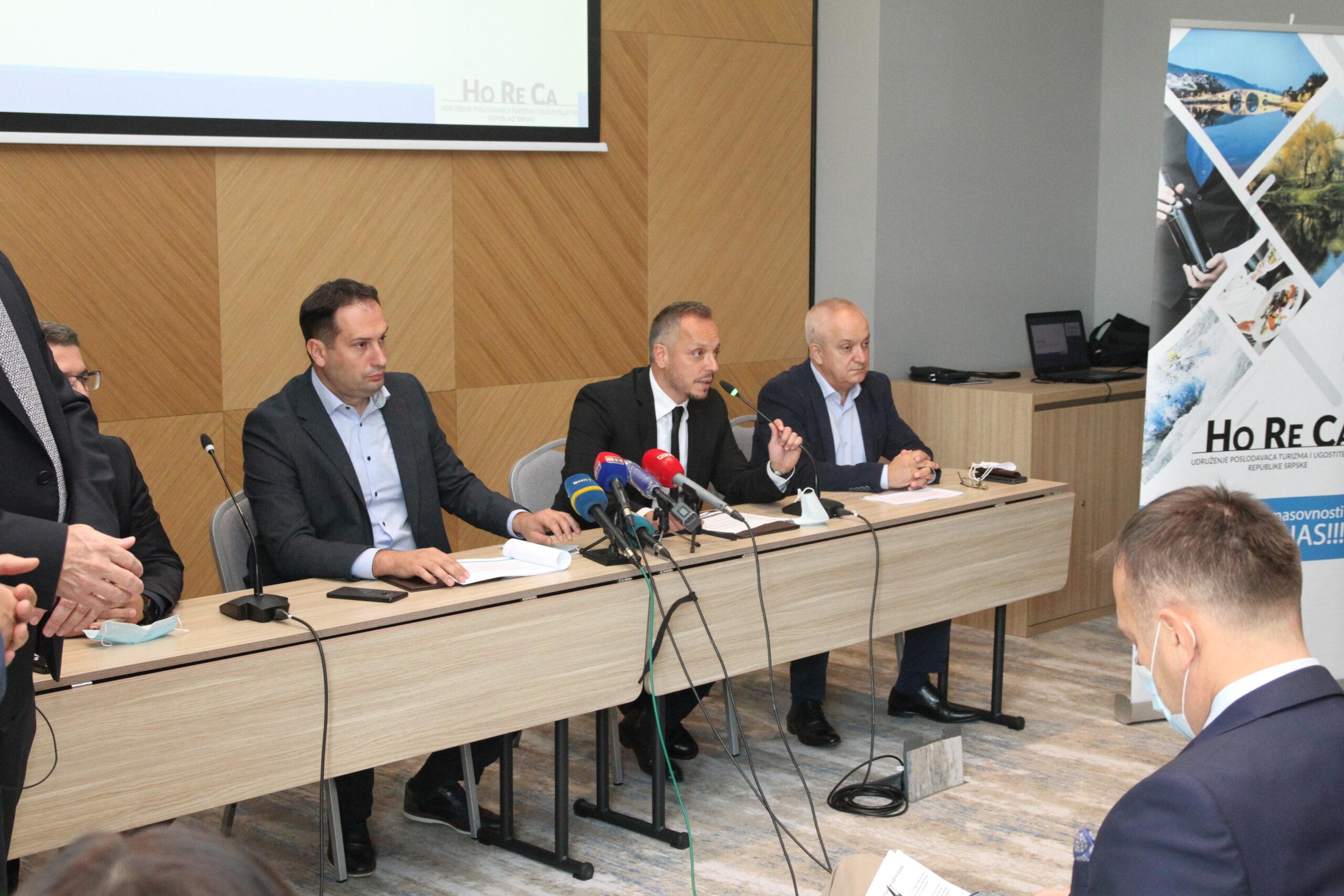 HORECA RS: Nužna hitna podrška poslodavcima u sektoru turzima i ugostiteljstva