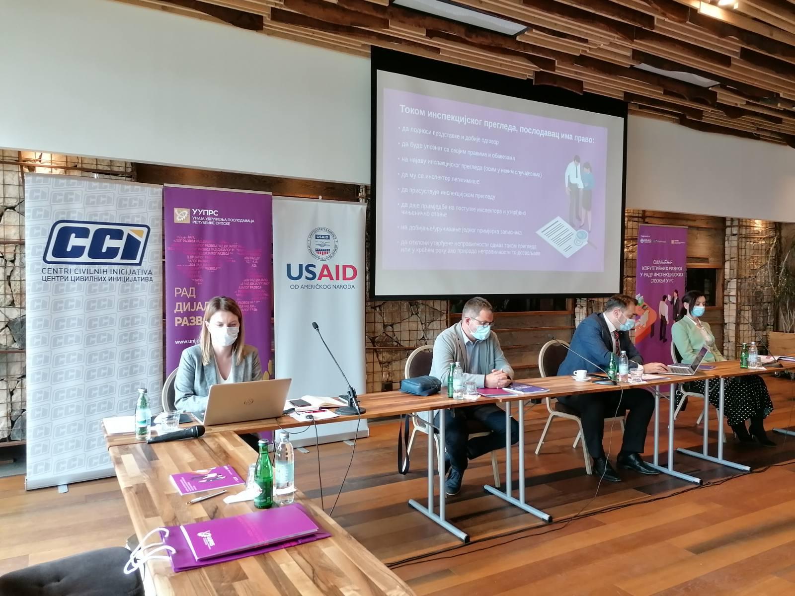 Poslodavci sa područja Istočnog Sarajeva o izazovima i perspektivama u poslovanju